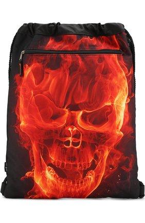 Сумка-рюкзак Mr. Devil | Фото №1