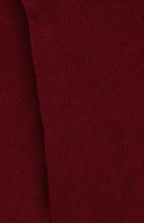 Детские колготки из хлопка FALKE бордового цвета, арт. 13645 | Фото 2