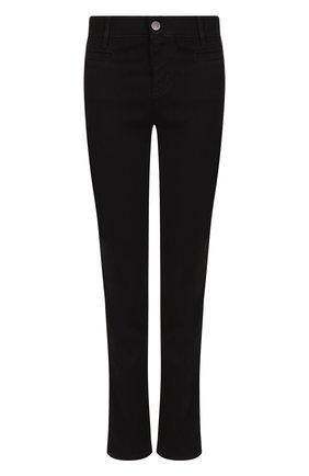 Укороченные расклешенные джинсы   Фото №1