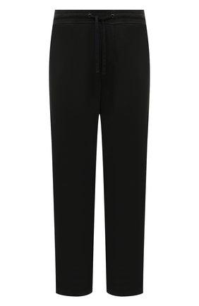 Мужские хлопковые брюки JAMES PERSE серого цвета, арт. MXA1161 | Фото 1