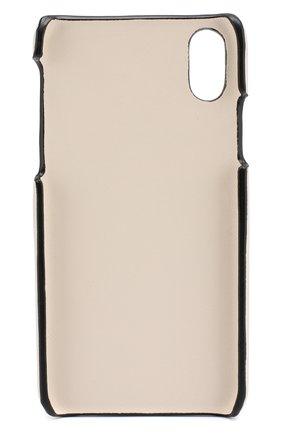 Чехол для iPhone X с плетением intrecciato Bottega Veneta  | Фото №2
