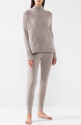 Кашемировые брюки-скинни | Фото №2