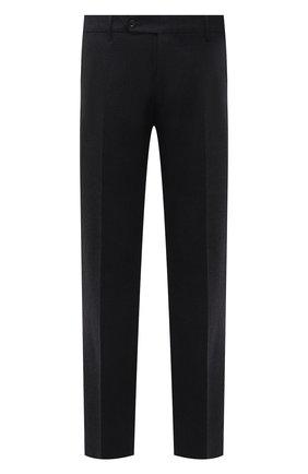 Мужские шерстяные брюки BERWICH темно-серого цвета, арт. SC/1 ALC/VB5991 | Фото 1
