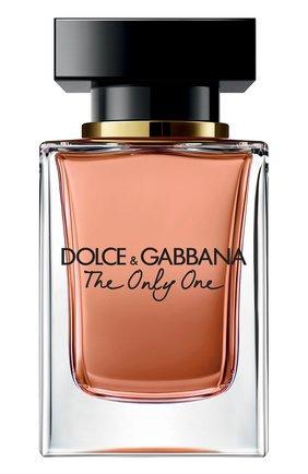 Женский парфюмерная вода the only one DOLCE & GABBANA бесцветного цвета, арт. 8452550DG | Фото 1