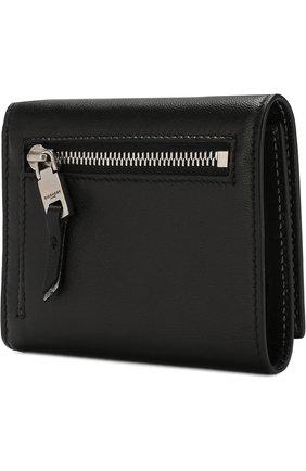 Женские кожаный кошелек GIVENCHY черного цвета, арт. BB602VB07Y | Фото 2