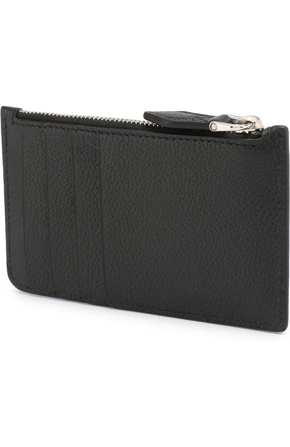 Кожаный чехол для кредитных карт | Фото №2