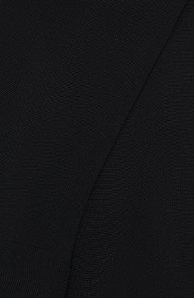Мужские хлопковые носки ERMENEGILDO ZEGNA темно-синего цвета, арт. N4V400020 | Фото 2 (Материал внешний: Хлопок; Кросс-КТ: бельё)