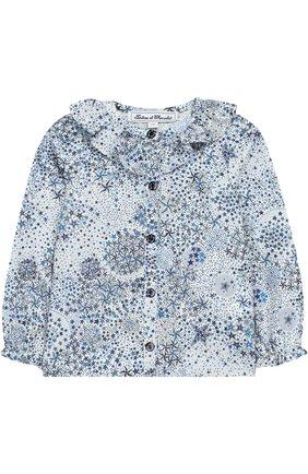 Хлопковая блуза | Фото №1