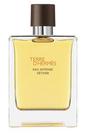 Парфюмерная вода Terre d'Hermès Eau Intense Vétiver | Фото №1