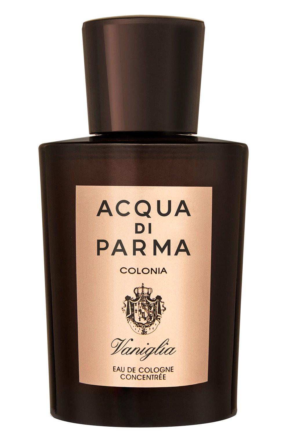 Мужской одеколон colonia vaniglia ACQUA DI PARMA бесцветного цвета, арт. 24700   Фото 1