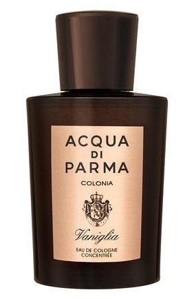 Мужской одеколон colonia vaniglia ACQUA DI PARMA бесцветного цвета, арт. 24700 | Фото 1