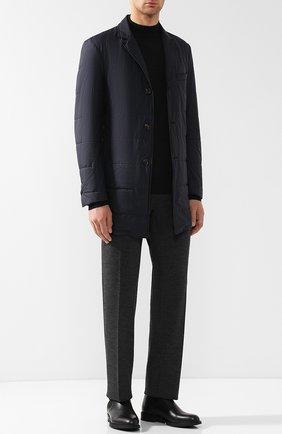 Классические кожаные челси Moreschi черные | Фото №1
