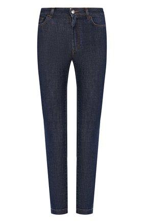 Женские джинсы DOLCE & GABBANA темно-синего цвета, арт. FTAH6Z/G981B   Фото 1