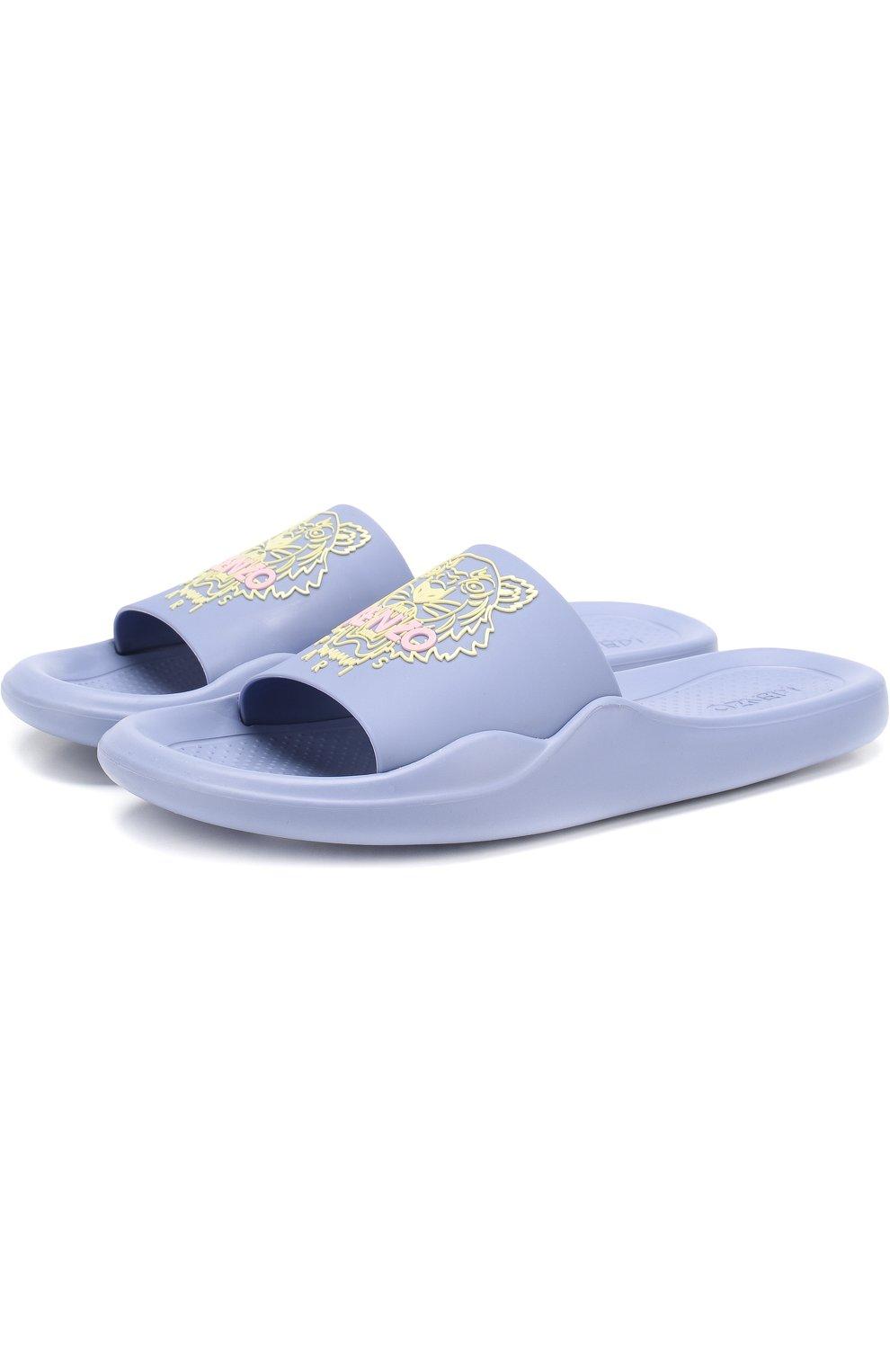 0233aacf Фиолетовые женские шлепанцы Nike купить в интернет-магазине ЦУМ - товар  распродан