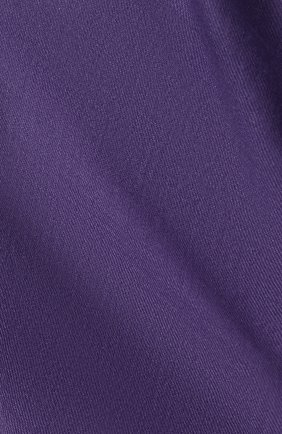 Женский платок quadrata rainbow из кашемира и шелка LORO PIANA фиолетового цвета, арт. FAE7233 | Фото 2