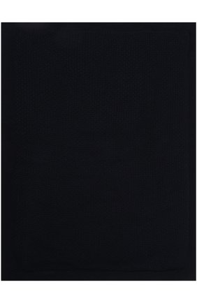Детского шерстяное одеяло BABY T темно-синего цвета, арт. 18AI012C0IMB | Фото 2
