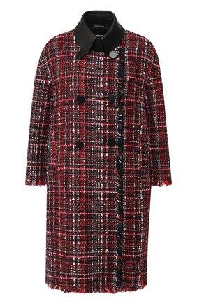 Твидовое пальто   Фото №1