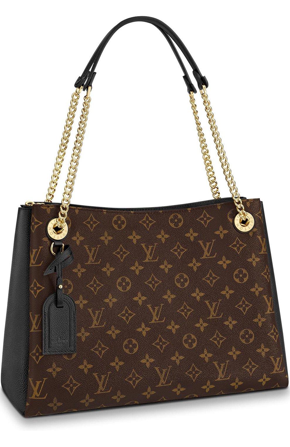 db05451d5607 Женская сумка surene mm LOUIS VUITTON коричневая цвета — купить за ...