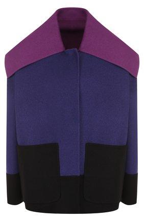 Укороченное кашемировое пальто | Фото №1