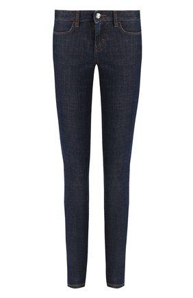 Женские джинсы-скинни DOLCE & GABBANA темно-синего цвета, арт. FTAH7Z/G981B | Фото 1