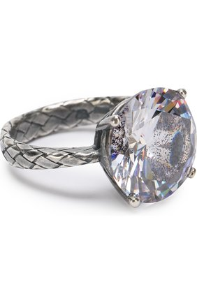 Кольцо из серебра | Фото №1