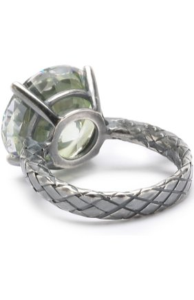 Кольцо из серебра | Фото №2