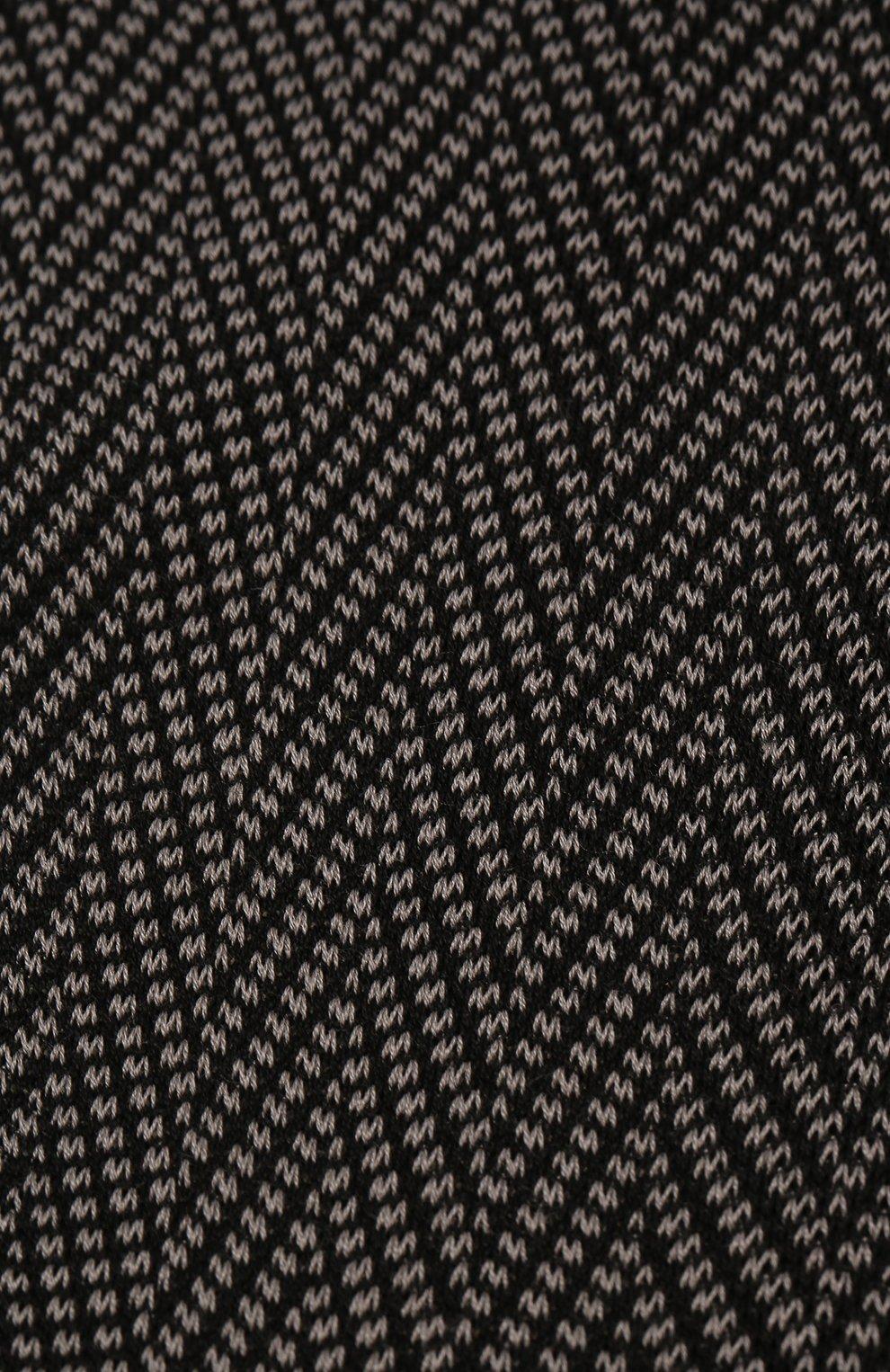 Мужские хлопковые носки TOM FORD черно-белого цвета, арт. BRCC3/TFS981 | Фото 2