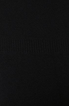 Мужские хлопковые подследники family FALKE темно-синего цвета, арт. 14666 | Фото 2