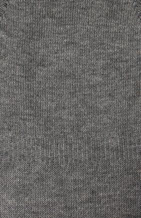 Мужские хлопковые подследники family FALKE светло-серого цвета, арт. 14666 | Фото 2