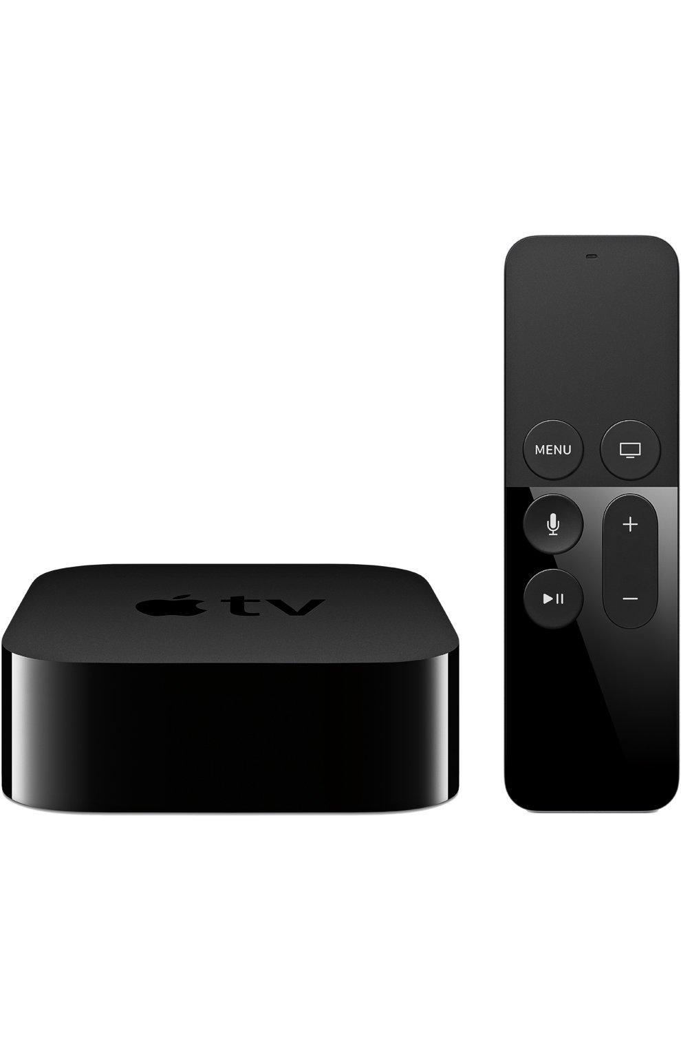 Телевизионная приставка Apple TV 4K 64GB Apple  | Фото №1