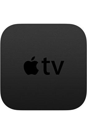 Мужское телевизионная приставка apple tv 4k 64gb APPLE черного цвета, арт. MP7P2RS/A | Фото 2