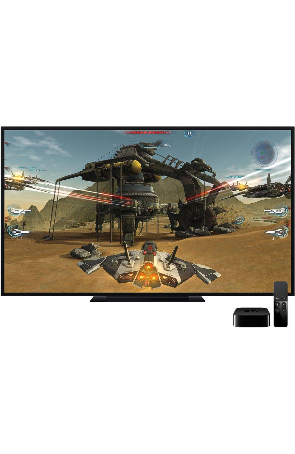 Телевизионная приставка Apple TV 4K 64GB Apple  | Фото №7