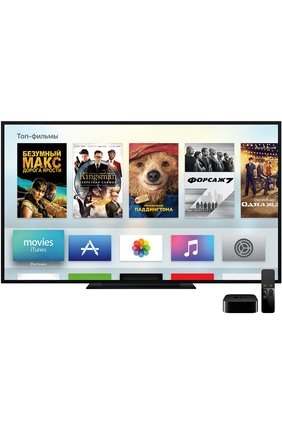 Телевизионная приставка Apple TV 4K 64GB Apple  | Фото №8