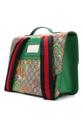 Ранец с принтом | Фото №2