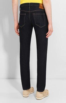 Мужские джинсы TOM FORD темно-синего цвета, арт. BRJ18/TFD002 | Фото 4