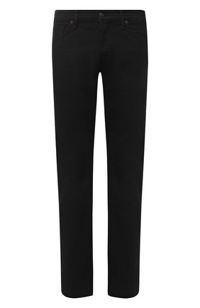 Мужские джинсы прямого кроя TOM FORD черного цвета, арт. BRJ05/TFD002 | Фото 1