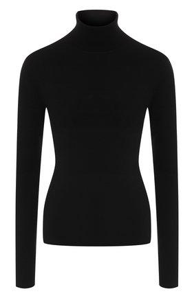 Женская водолазка из смеси шерсти и кашемира GABRIELA HEARST черного цвета, арт. F18GH921 | Фото 1
