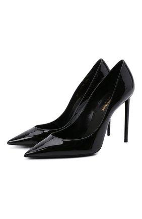 Лаковые туфли Zoe на шпильке | Фото №1