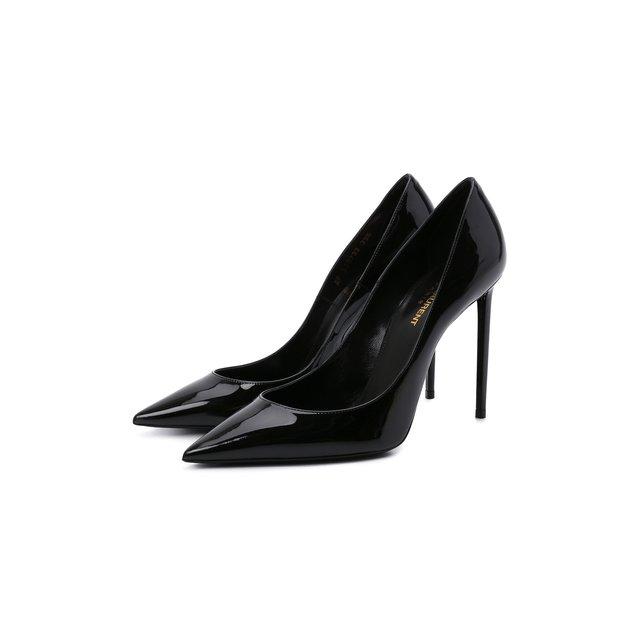 Лаковые туфли Zoe Saint Laurent
