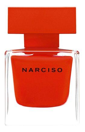 Женский парфюмерная водаnarciso rouge NARCISO RODRIGUEZ бесцветного цвета, арт. 884465BP   Фото 1