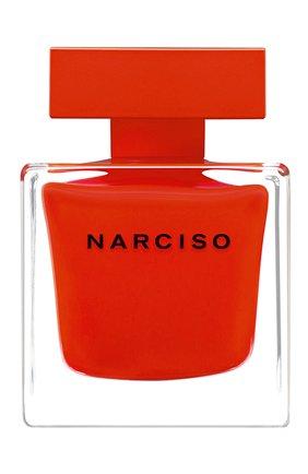 Женский парфюмерная водаnarciso rouge NARCISO RODRIGUEZ бесцветного цвета, арт. 884485BP   Фото 1
