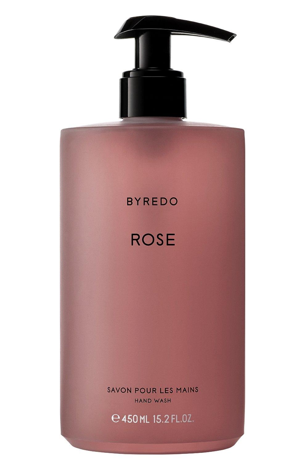Жидкое мыло для рук Rose | Фото №1