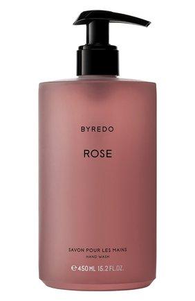 Жидкое мыло для рук Rose Byredo | Фото №1