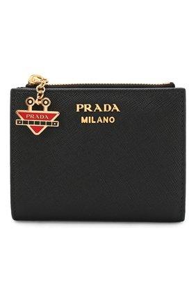 dd8f9ce38377 Женские кошельки и портмоне Prada по цене от 24 500 руб. купить в ...