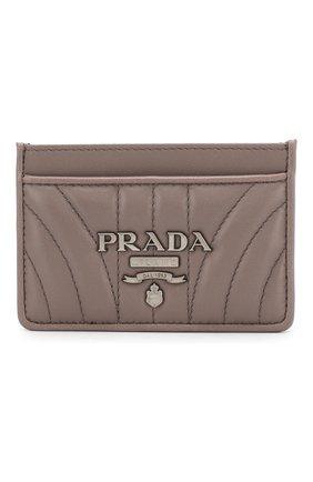 Кожаный футляр для кредитных карт с логотипом бренда | Фото №1