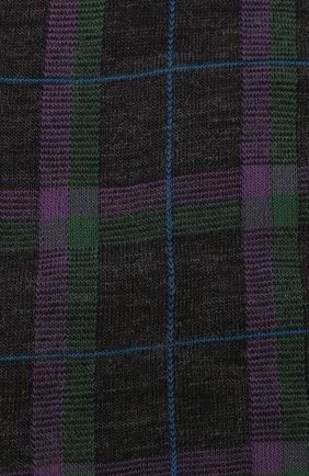 Мужские шерстяные носки PANTHERELLA бирюзового цвета, арт. 595473   Фото 2
