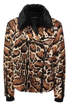 Меховая куртка | Фото №1