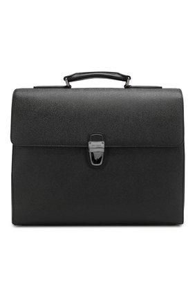 Кожаный портфель Ufficio | Фото №1