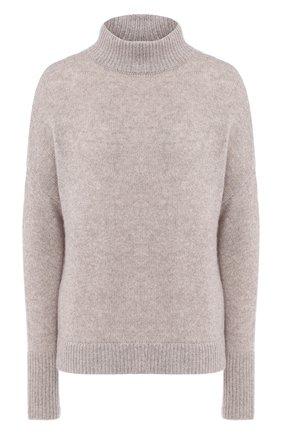 Кашемировый свитер с высоким воротником | Фото №1