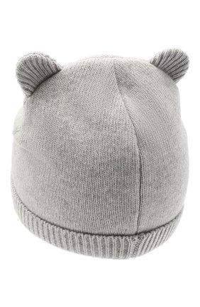 Детского шапка azumi CANOE светло-серого цвета, арт. 5803172 | Фото 2